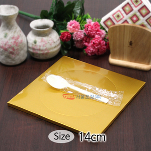 PLASTIC SPOON(140mm):3000개
